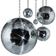 American DJ mirrorball 1000 cm