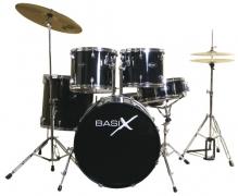 BASIX Oxygen 109-BK барабанная установка