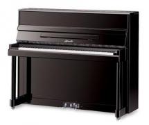 Пианино механическое Ritmuller UP120R3 цвет черный