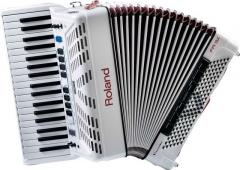 Цифровой  аккордеон Roland FR-3X (черный, белый)