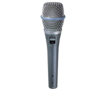 Микрофон конденсаторный SHURE BETA87A