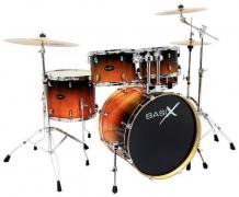 BASIX Xenon 109-ABF барабанная установка