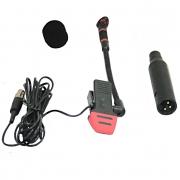 INVOTONE ISM500 - микрофон для дух.инструм., в комплекте кабель