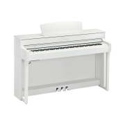 Yamaha CLP-645WH - клавинова