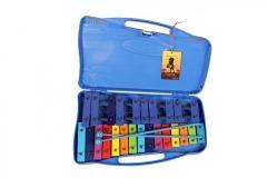 Металлофон FLIGHT FM-25 синий 25 нот
