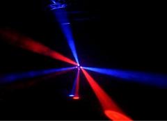 Эффект светодиодный и стробоскоп в одном корпусе Led Star Circus