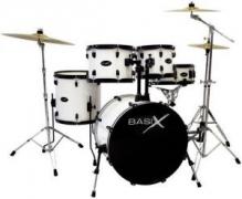 BASIX Oxygen 109-WH барабанная установка