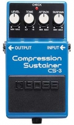 BOSS CS-3 (CS3) COMPRESSION SUSTAINER