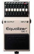 BOSS GE-7 (GE7) EQUALIZER