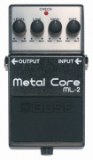 BOSS ML-2 METALCORE