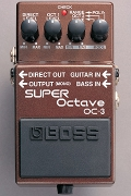 BOSS OC-3 (OC3) SUPER OCTAVE