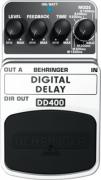 Behringer DD400 DIGITAL DELAY Педаль цифровых