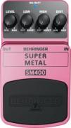 Behringer SM400 Педаль эффектов