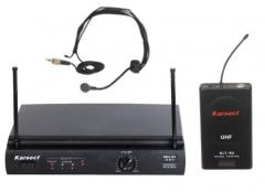 Karsect KRU-301*KLT-8U*HT-1A радиосистема UHF в кейсе