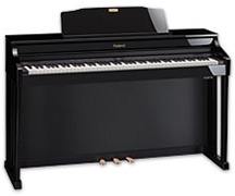 Roland HP-506 (Polished Ebony)