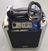 Soundking PA6B Акустическая система с Bluetooth и микрофоном, по