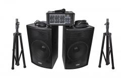 Soundking ZH0602D15LS Комплект акустической системы, микшер, мик