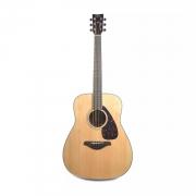 Yamaha FG800MN- акуст гитара, дредноут, верхняя дека массив ели,