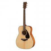 Yamaha FG800 N - акустическая гитара, дредноут, верхняя дека мас
