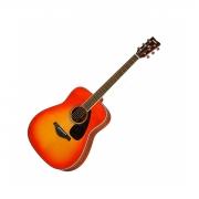 Yamaha FG820 AB - акуст. гитара, дредноут, верхняя дека массив е