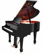 Рояль Brodmann CE 148 черный полированный