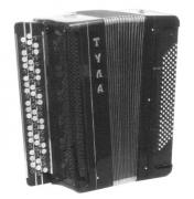 БАЯН БН-22 концертный «ТУЛА», 67/150-II