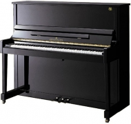 Пианино Brodmann PE 125 черный полированный