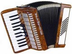 Аккордеон клавишный Weltmeister Perle