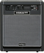 Комбо для бас-гитары Hiwatt Max Watt B10015 MARK 100Вт
