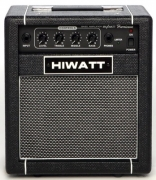 Комбо для бас-гитары Hiwatt Max Watt HURRICANE 10Вт
