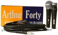 Вокальный проводной микрофон Arthur Forty AF-58