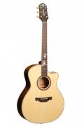 Электроакустическая гитара CRAFTER PG-Maho Plus + Кейс