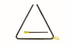 Треугольник FLIGHT FTR-4 Размер: 4'(10cм) Состав: металл, пласти