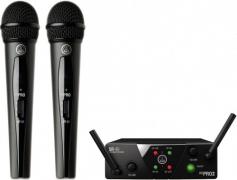 Вокальная радиосистема AKG WMS40 PRO MINI2 VOCAL US45A/C (660.70