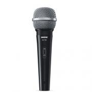 Вокальный кардиоидный динамический микрофон SHURE SV100-A с выкл