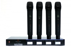 Радиосистема ARTHUR FORTY U-404C  с 4 микрофонами