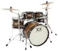 Барабанная установка Drumcraft Серия 8 Danny Gottlieb Charcoal B