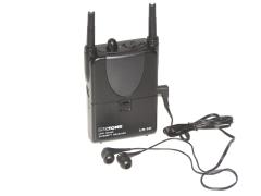 Радиосистема мониторинга (наушник и приёмник) INVOTONE UR5D