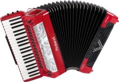 Цифровой  аккордеон Roland  FR-8x  (черный, красный)