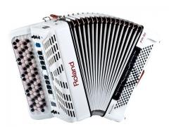 Цифровой баян Roland   FR-3xb (белый)