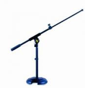Стойка микрофонная типа Журавль, телескопическая с низким профил