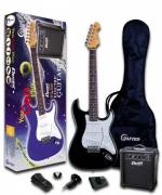 Гитарный набор CRUZER ST-100LG PACK/BK