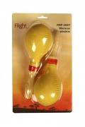 Маракасы FLIGHT FMP-255Y