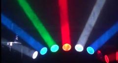 Эффект светодиодный Led Star Color Fan