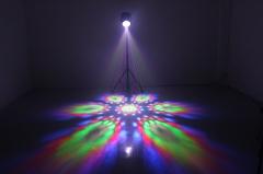 Эффект светодиодный многолучевой Led Star Matrix Burst