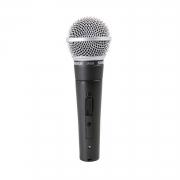 Микрофон динамический SHURE SM58S
