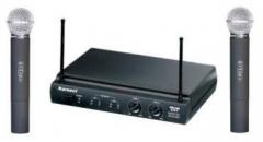 Радиосистема с 2-мя ручными микрофонами KARSECT KRU206/KST-5U в