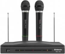 Радиомикрофонная система Defender МIC-155 два микрофона, до 15 м