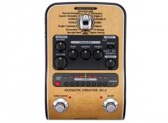 Процессор для акустической гитары Zoom AC-2