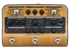 Процессор для акустической гитары Zoom AC-3
